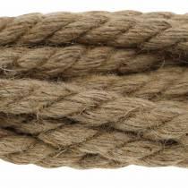 Practical jute rope Ø1.5m 6m