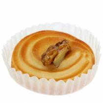 Nut tarts artificially sorted 5cm 4pcs