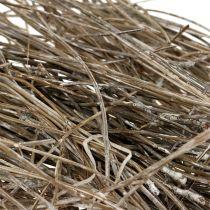 Pine needles washed white 300g