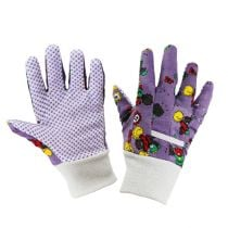 Kixx Gardening Gloves Purple S.6
