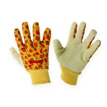 Kixx Gardening Gloves Fruit Motif S.8