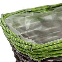 Basket for planting 28cm x 15cm H11cm