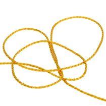 Yellow cord 2mm 50m