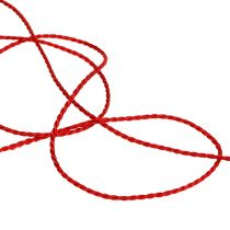 Red cord 2mm 50m