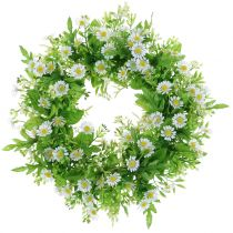 Wreath daisies Ø28cm