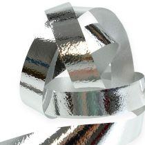 Splittband gloss 10mm 250m silver