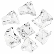 Decorative ice cube clear 3cm - 4cm 500g