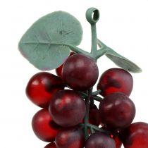 Artificial grapes Bordeaux 10cm
