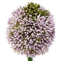 Artificial flowers Allium Purple Ø10cm L65cm