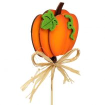 Pumpkin Plug Orange 32cm 12pcs