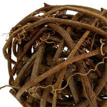 Ball of vine Ø7cm 10pcs