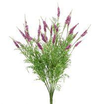 Lavender bush purple 43cm