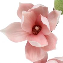 Magnolia artificial light pink 70cm