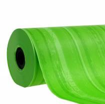 Cuff paper green 25cm 100m