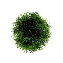 Mini grass ball Ø12cm dark green 1p