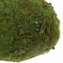 Decorative moss bales artificially 10cm