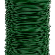 Florist's Wire Green 0,35mm 100g