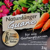 Compo organic fertilizer with guano 3kg