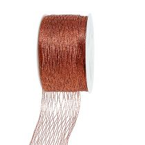 Net tape copper wire reinforced 40mm 15m