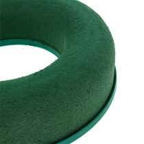 Floral foam ring wreath green H4,5cm Ø17cm 6pcs