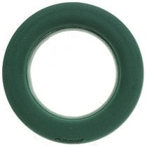 Floral foam ring green wreath plug size Ø42cm 2pcs