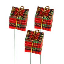 Packet 2,5cm on the wire Scottish 60pcs