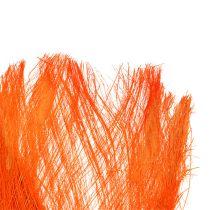 Palm fiber pastel light orange 400gr