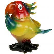 Parrot Figure 11.5cm multicolored 1pc