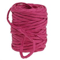 Paper cord 6mm 23m Pink