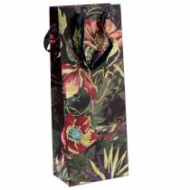 Gift bag for bottles flowers 8,5cm x 14cm H36cm