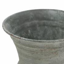 Goblet Cup Antique Gray Ø7.5cm H9cm