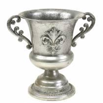 Cup silver antique Ø20cm H24cm