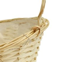 Gift basket about 38cm x 27cm bright