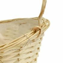Wicker basket 44cm x 36cm