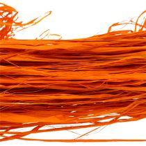 Raffia, Flairbast Orange 250gr