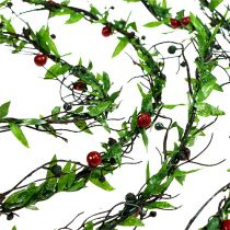 Grape garland with berries 3m