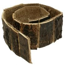 Bark ring band nature 10cm 1m