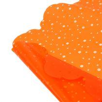 Rondella Cuff Orange Ø48cm 50pcs