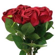 Rose Red 44cm 6S