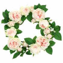 roses wreath rose Ø35cm