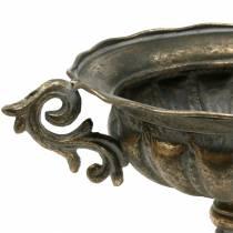 Cup Antique Gold Ø28cm H23cm