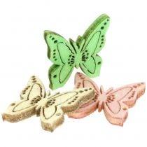 Butterflies to scatter 2cm 144pcs