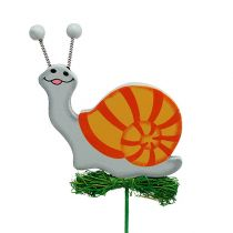 Snail as plug 7cm L28cm 15pcs