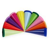 Mini Sugar Bags multicolored 12cm 10pcs