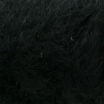 Sisal decoration grass black 250g