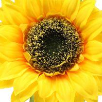 Sunflower fancy for decoration Ø15cm