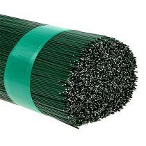 Plug wire flower wire green 2,5 kg