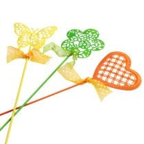 Flower plug set assorted 5.5cm - 6cm 12pcs