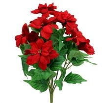 Bouquet Poinsettia Red L47cm