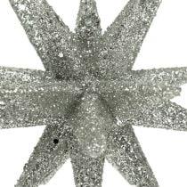 Glitter Stars Champagne 11,5cm 4pcs